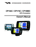 Chartplotter manual – Horizon CP150″